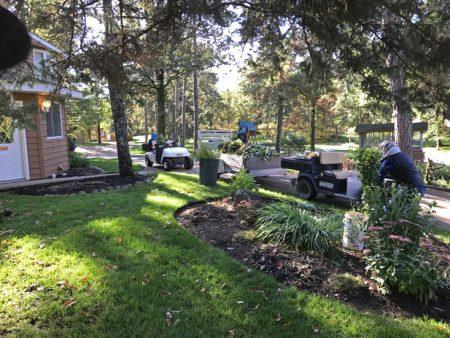 Gardens at Half Moon Trail Resort - Photo #3